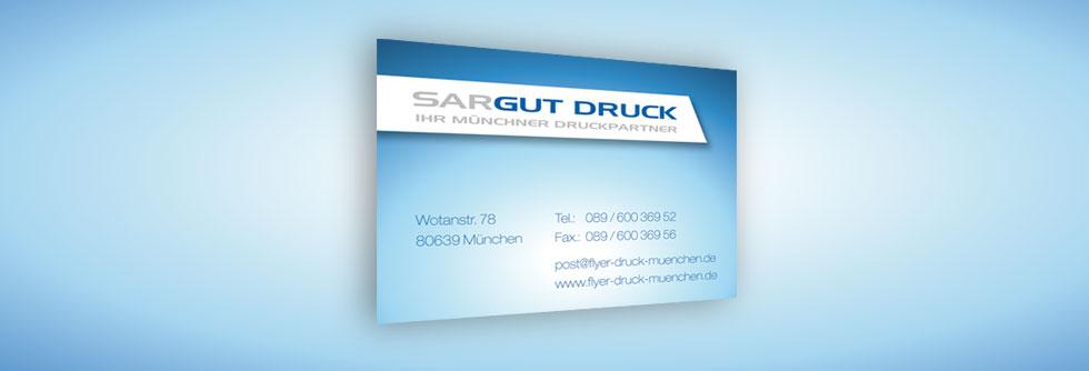 Günstige Visitenkarten München Günstige Visitenkarten